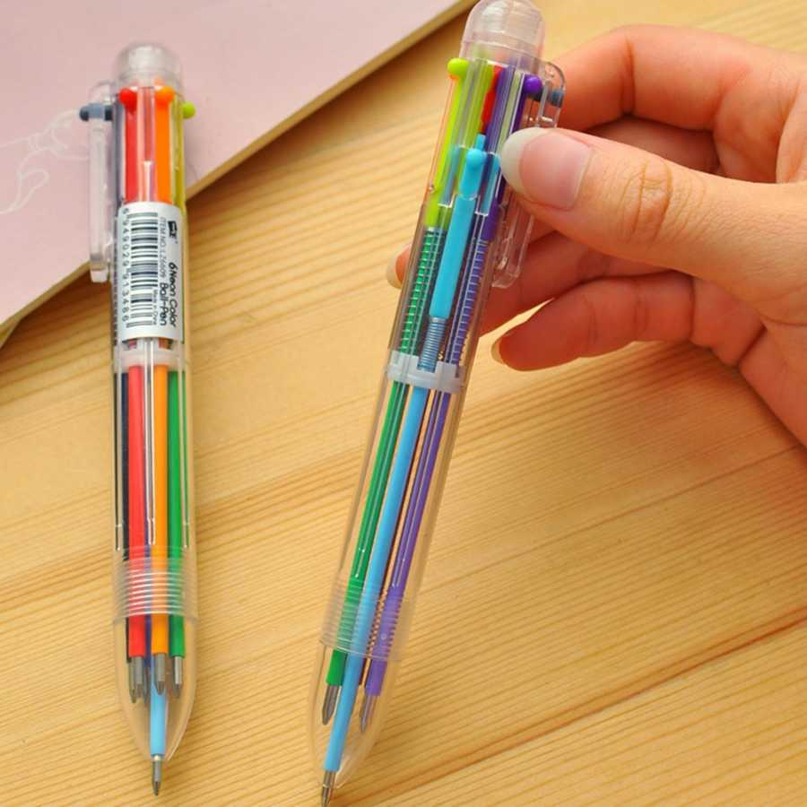Do you use these multi-colored pens?